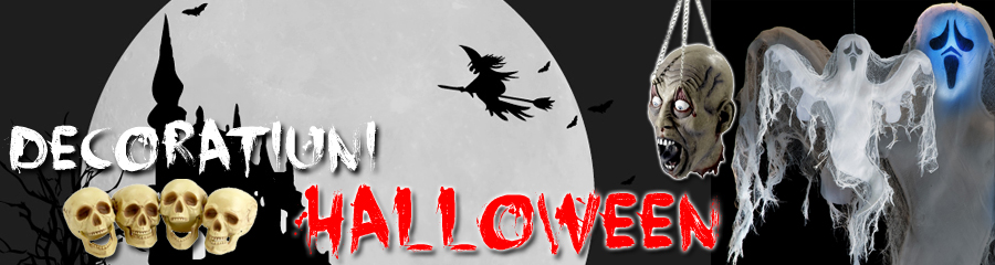 Decoraiuni tematice petrecere Halloween